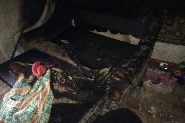 На Харківщині під час пожежі загинули двоє дітей (ФОТО) - фото 1