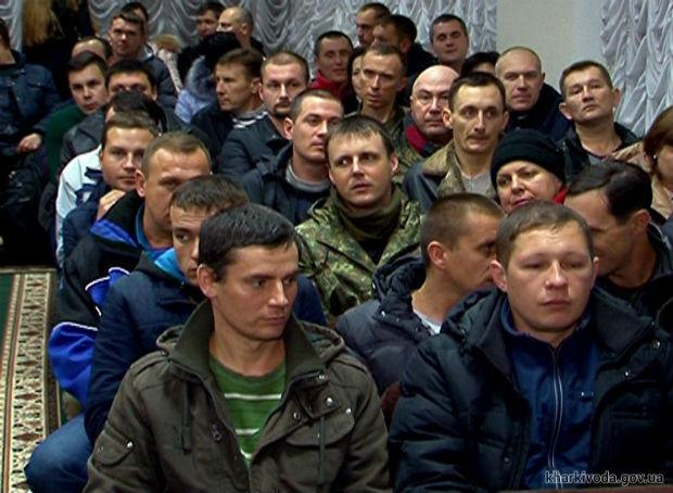 На Харківщині учасники АТО отримали ще 125 ділянок землі, - Світлична - фото 1