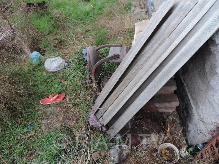 З'явилися знімки з місця страшного вбивства на Запоріжжі - фото 6