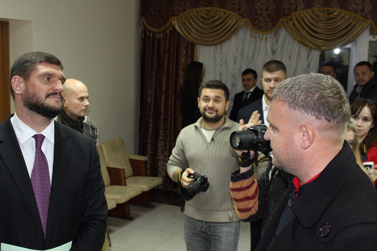 Голова Миколаївської ОДА хоче насварити Капусту за невиконані доручення