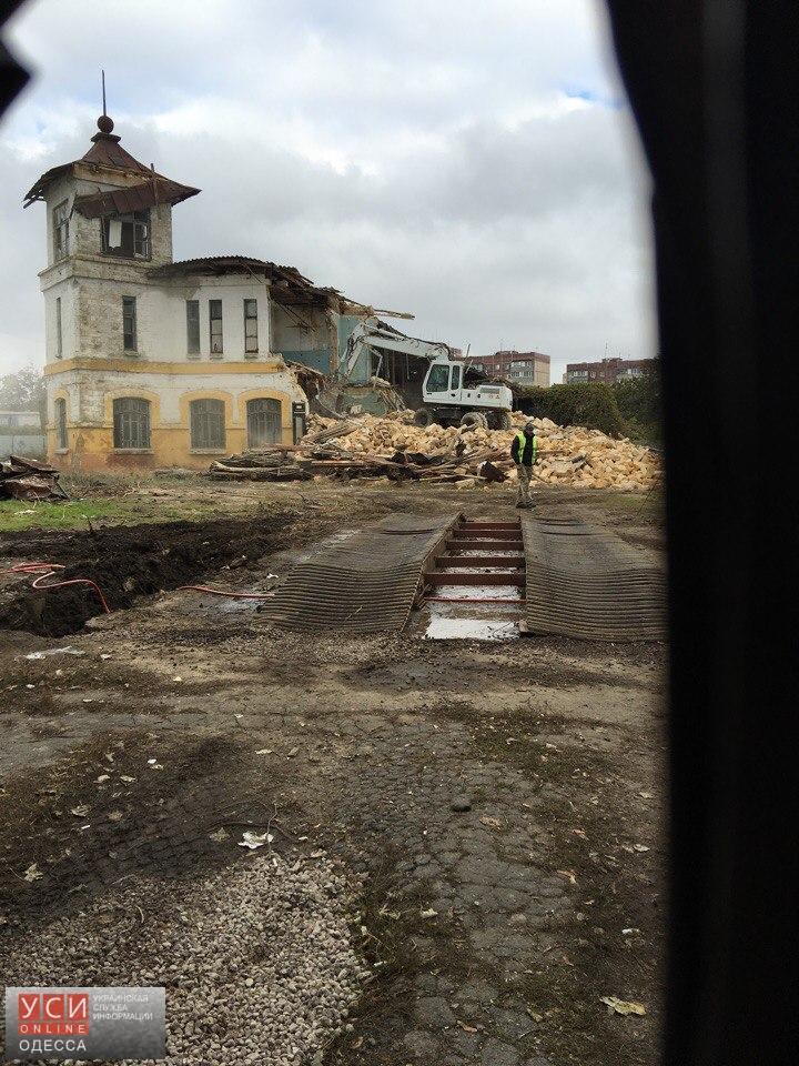 Одеська будівельна компанія знищила старовинний маєток заради новобудови (ФОТО) - фото 2
