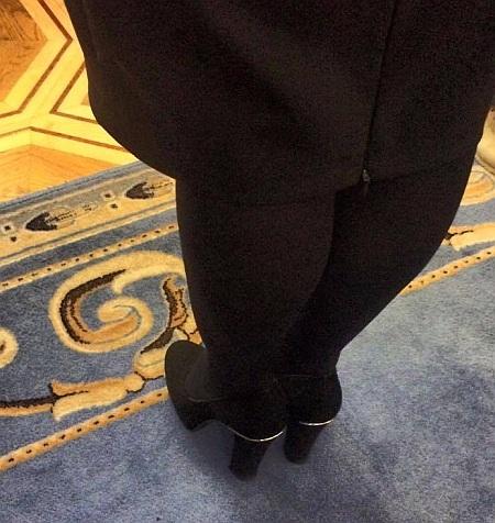 Тимошенко вигуляла в Раду туфлі за 6 тисяч - фото 1