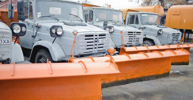 У Харкові очікують снігопад на вихідних - фото 1