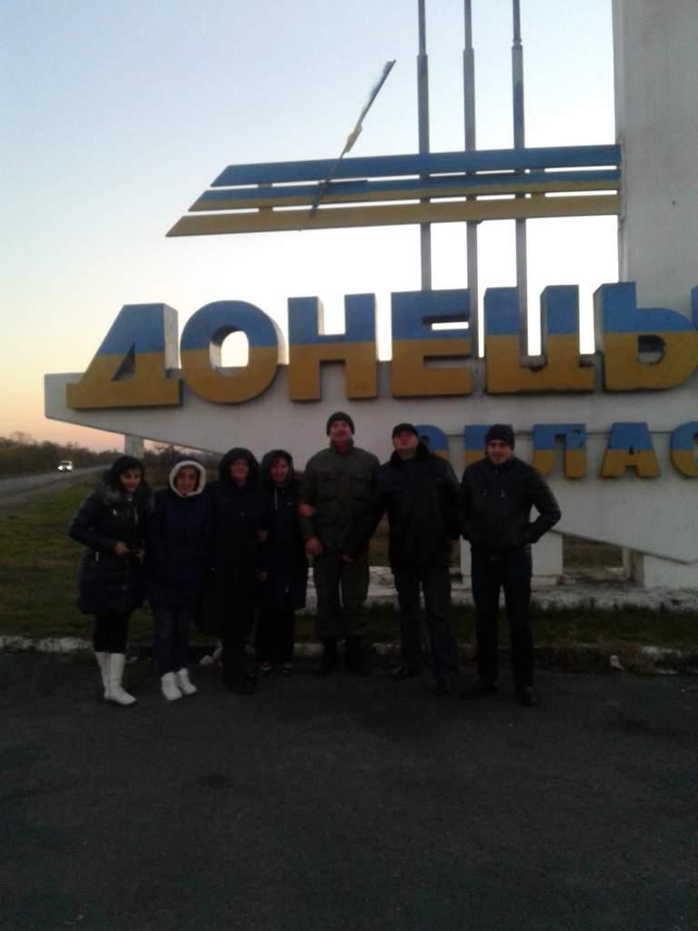 Тульчинці проїхали три тисячі кілометрів, щоб підняти бойовий дух захисників України  - фото 4