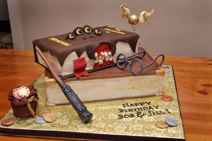 30 крутих тортів за мотивами відомих фільмів - фото 13