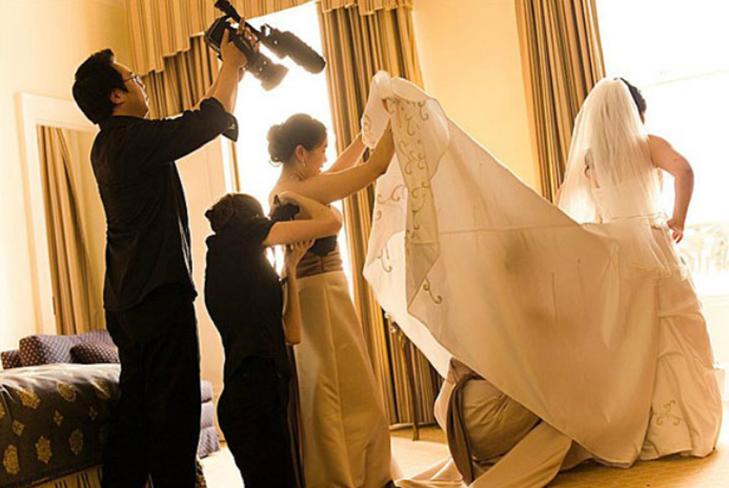 30 прикладів, коли у весільного фотографа все добре з почуттям гумору - фото 9