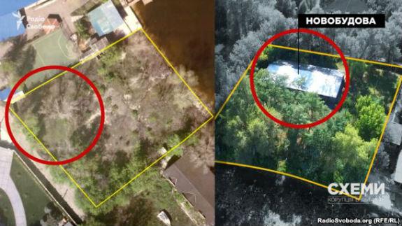 Фірма заступника керівника ДУСі без дозволу будується на Трухановому острові  - фото 1