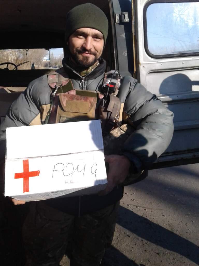 Тульчинці проїхали три тисячі кілометрів, щоб підняти бойовий дух захисників України  - фото 10