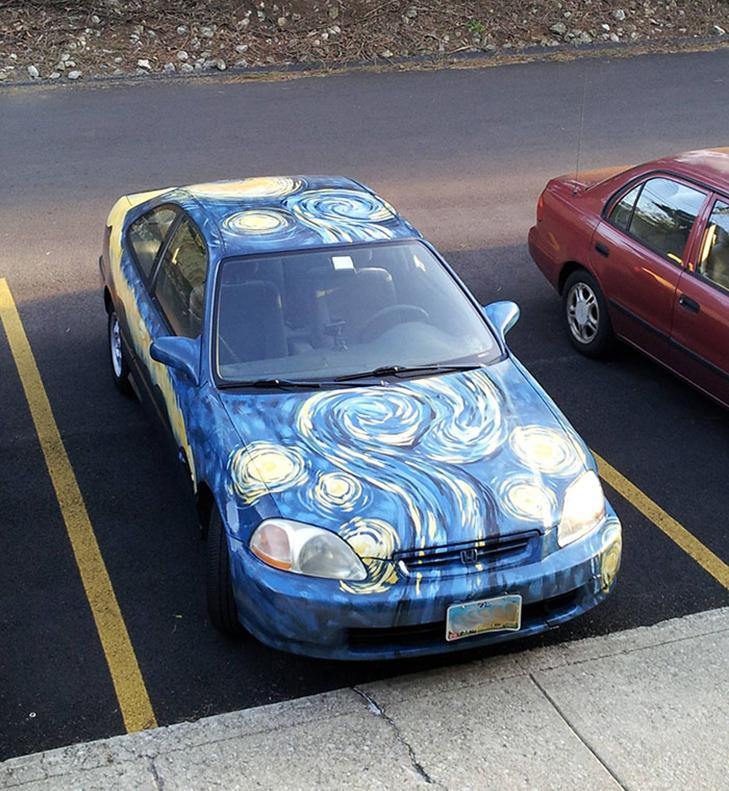 25 веселих ідей, як прикрасити своє авто - фото 17