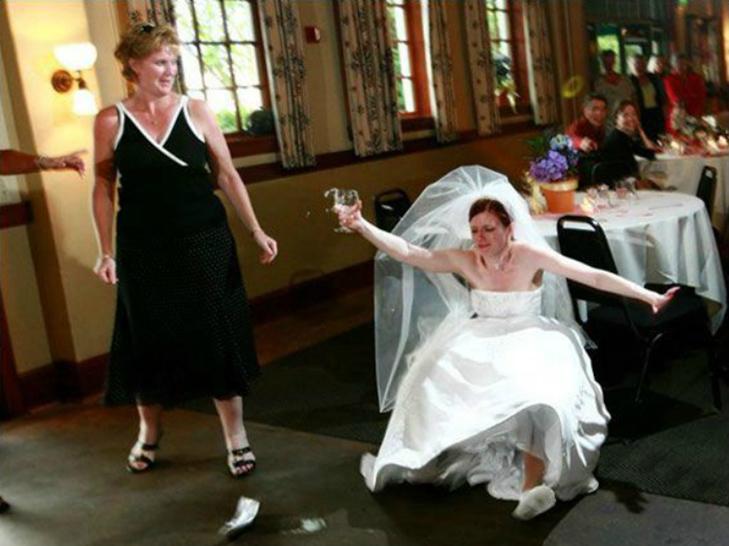30 прикладів, коли у весільного фотографа все добре з почуттям гумору - фото 13