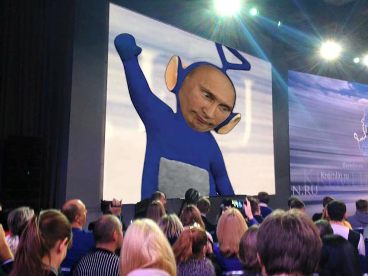 Як соцмережі вітають Путіна з Днем народження (ФОТОЖАБИ) - фото 11