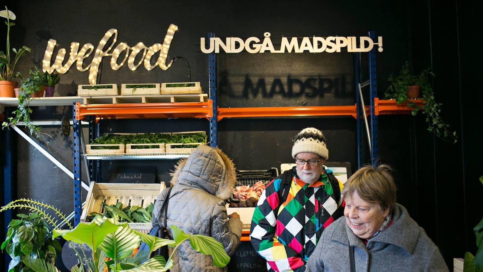 У Данії супермаркет, який продає прострочені продукти, відкриває нову філію - фото 5