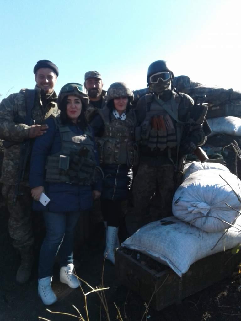Тульчинці проїхали три тисячі кілометрів, щоб підняти бойовий дух захисників України  - фото 11