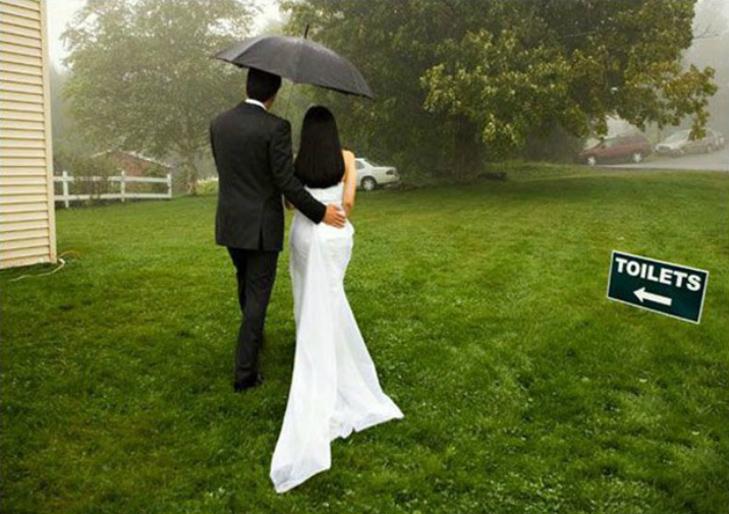 30 прикладів, коли у весільного фотографа все добре з почуттям гумору - фото 17