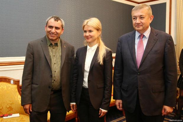 Харківщина запропонувала Ізраїлю низку напрямків співробітництва, – керівник ОДА Світлична - фото 3