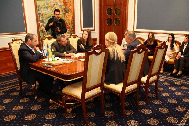 Харківщина запропонувала Ізраїлю низку напрямків співробітництва, – керівник ОДА Світлична - фото 2