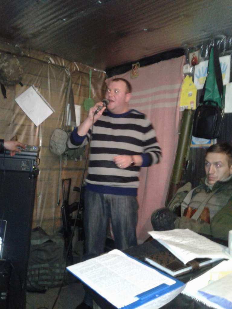 Тульчинці проїхали три тисячі кілометрів, щоб підняти бойовий дух захисників України  - фото 6