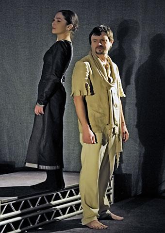 Чим запам'ятається актриса та дружина Нищука Оксана Батько - фото 2