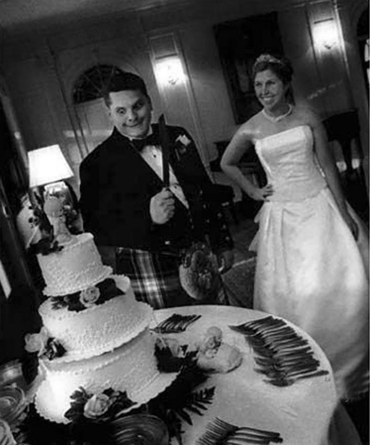 30 прикладів, коли у весільного фотографа все добре з почуттям гумору - фото 19