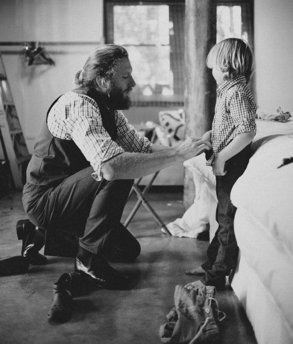 Якими неймовірно схожими бувають батьки і діти - фото 15