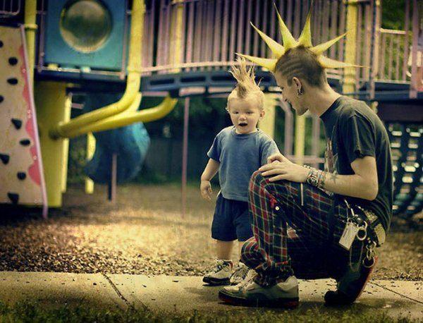 Якими неймовірно схожими бувають батьки і діти - фото 9