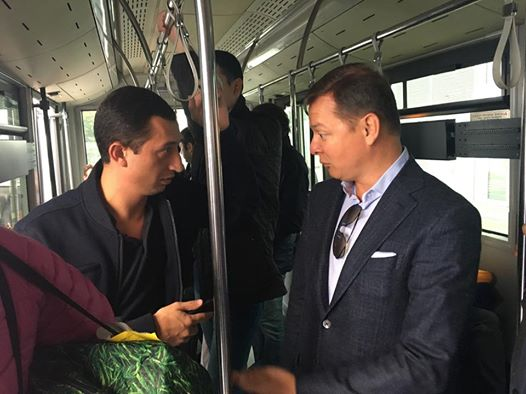 """Ляшко пообіцяв """"чорту"""" з Ради ящик """"Миргородської"""" - фото 1"""
