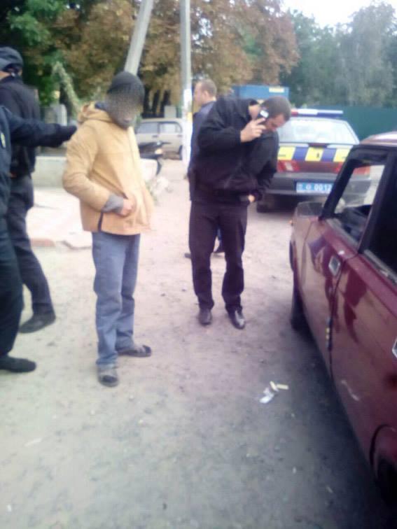 На Миколаївщині екс-зек вкрав скриньку з благодійними пожертвами