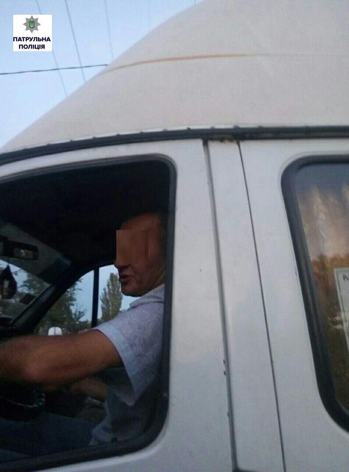 У Миколаєві мартшутники розвозять пасажирів п'яні та під кайфом - фото 2