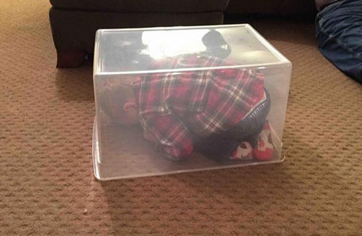 30 кумедних прикладів, як діти грають в хованки - фото 12