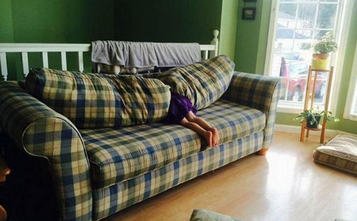 30 кумедних прикладів, як діти грають в хованки - фото 6