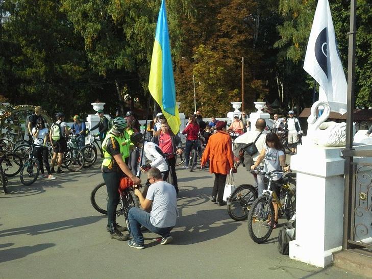 "Останне ""сезонне задоволення"" прокотилося Хмельницьким  - фото 1"