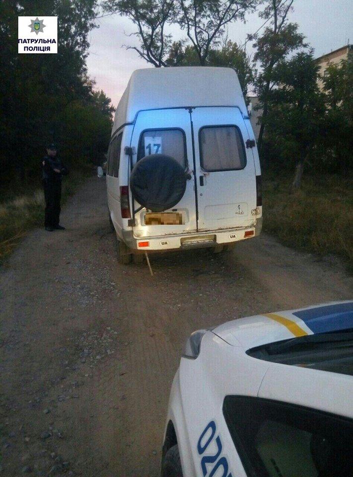 У Миколаєві мартшутники розвозять пасажирів п'яні та під кайфом - фото 1