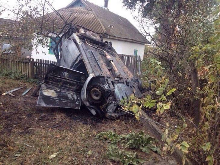 На Вінниччині в автомобільній аварії загинув сільський голова  - фото 1