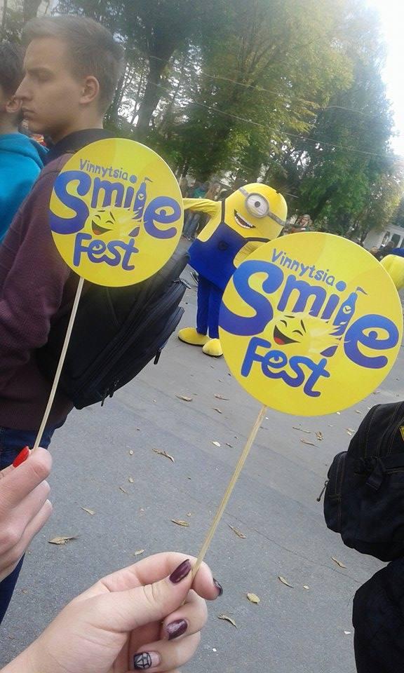 Вінничани відсвяткували день смайла - фото 7