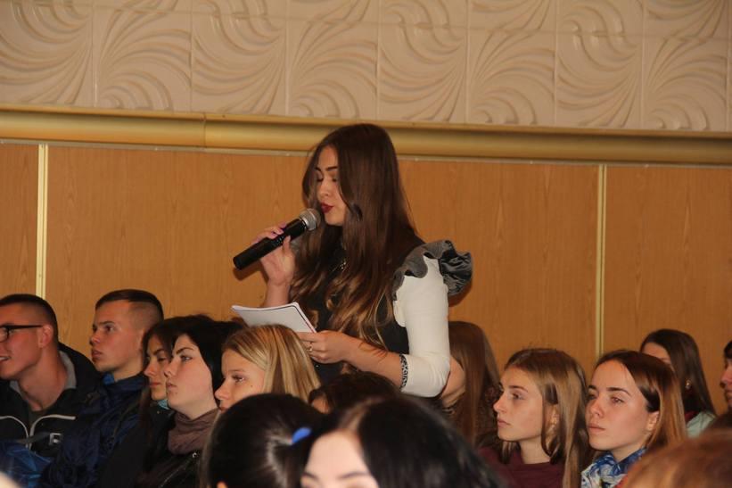 Міністр Петренко пожалівся вінницьким студентам на свою маленьку зарплату - фото 5