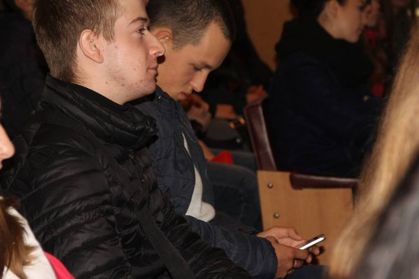 Міністр Петренко пожалівся вінницьким студентам на свою маленьку зарплату - фото 4