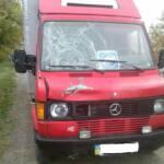"""На пр. Богоявленському водій насмерть збив чоловіка в """"камуфляжі"""" та втік - фото 1"""