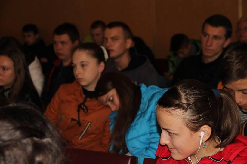 Міністр Петренко пожалівся вінницьким студентам на свою маленьку зарплату - фото 3