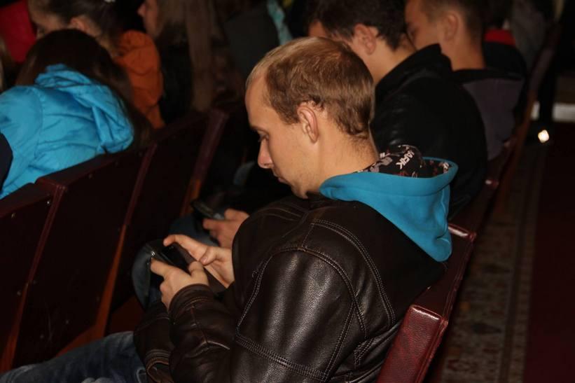 Міністр Петренко пожалівся вінницьким студентам на свою маленьку зарплату - фото 2