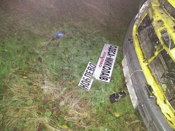 На Миколаївщині маршрутка виїхала на зустрічку та влетіла в MAN - фото 2