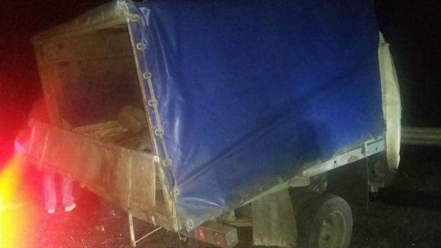 Під Харковом через страшну аварію утворився величезний затор, - очевидець - фото 2