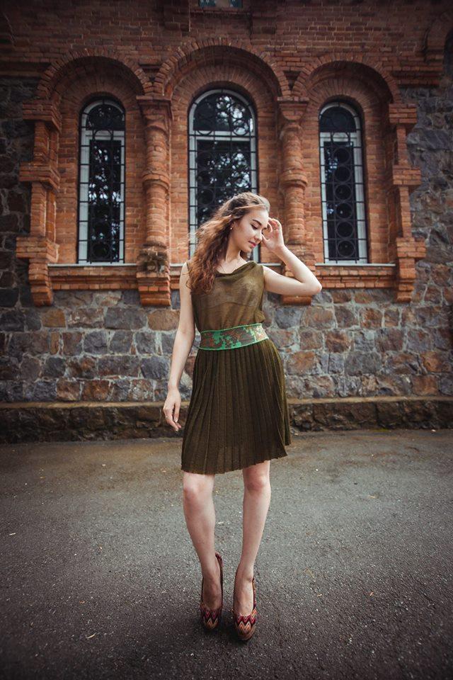 Дизайнерка Наталя Горбонос одягне вінничанок в мілітарі і надихне займатись коханням - фото 2