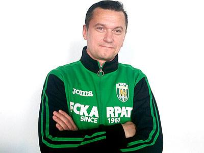 """У """"Карпатах"""" працюватиме тренер з міні-футболу - фото 1"""