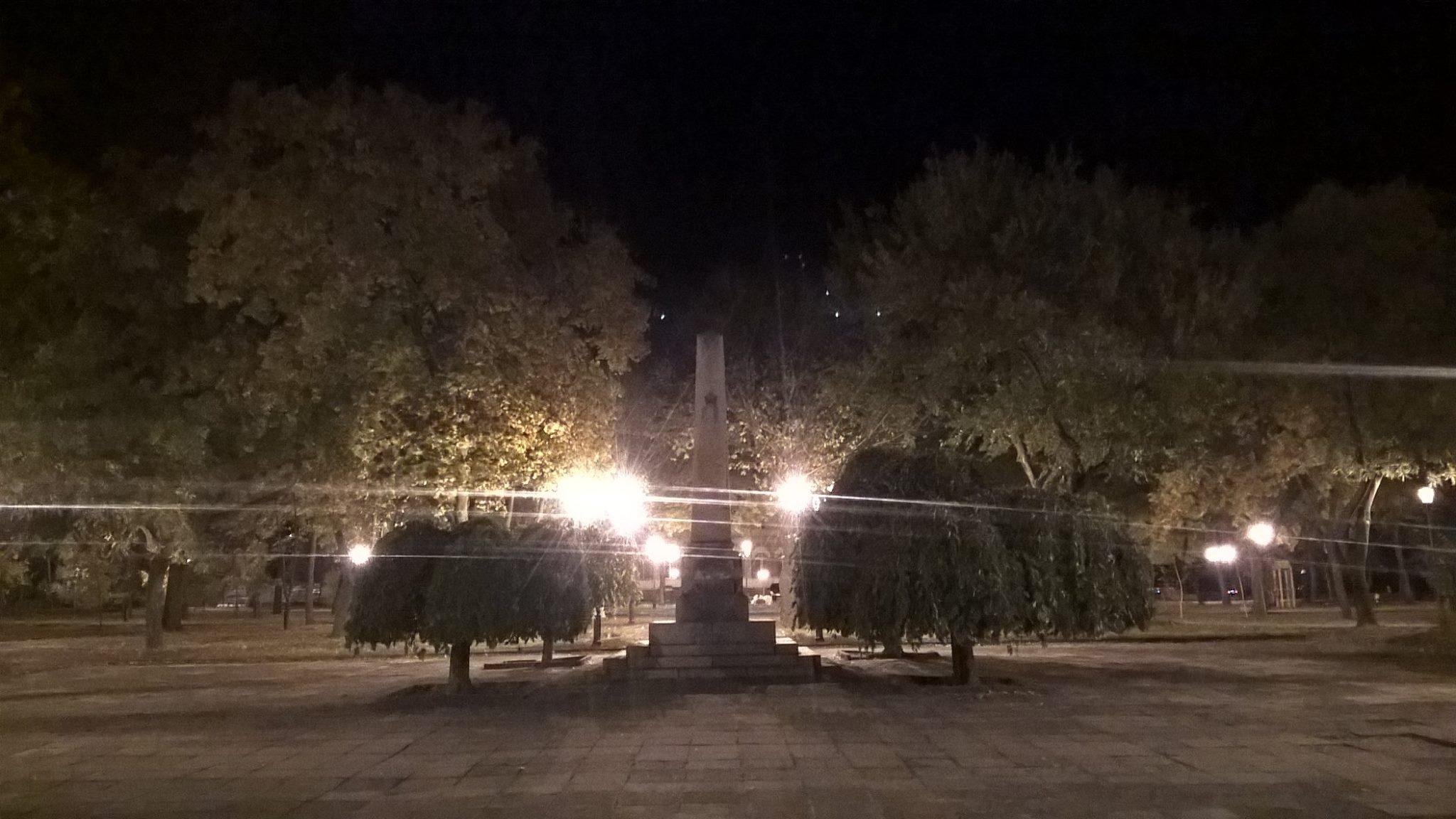 У трьох парках Миколаєва обіцяють встановити нове освітлення