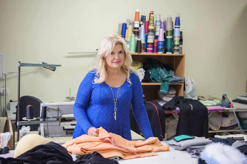Дизайнерка Наталя Горбонос одягне вінничанок в мілітарі і надихне займатись коханням - фото 3
