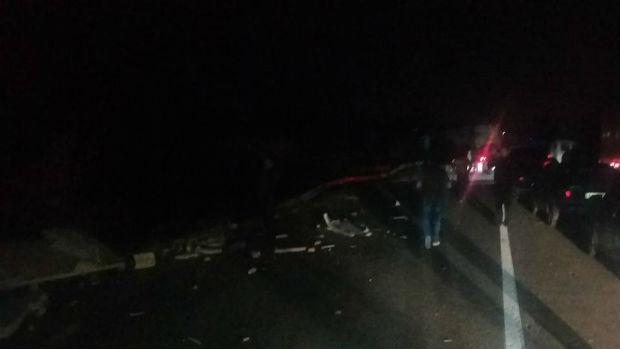 Під Харковом через страшну аварію утворився величезний затор, - очевидець - фото 1