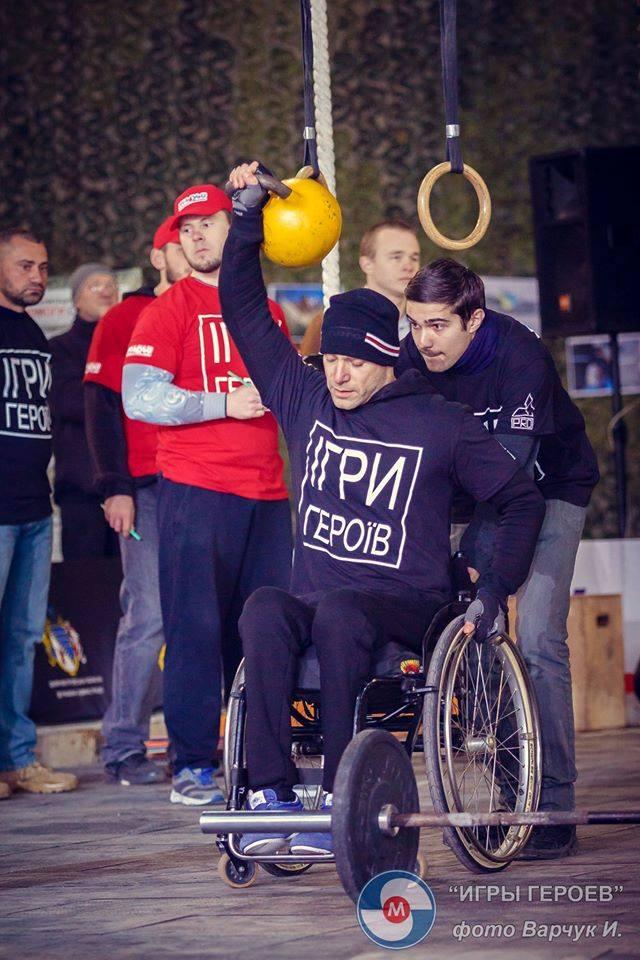 """У Миколаєві параспортсмени-АТОшники змагатимуться на """"Іграх Героїв"""""""