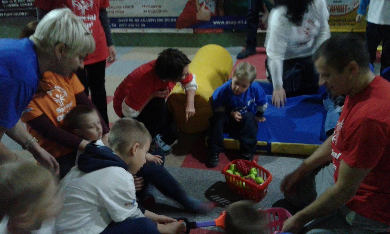 Вінниця приймає учасників спецолімпіади для особливих дітей - фото 1