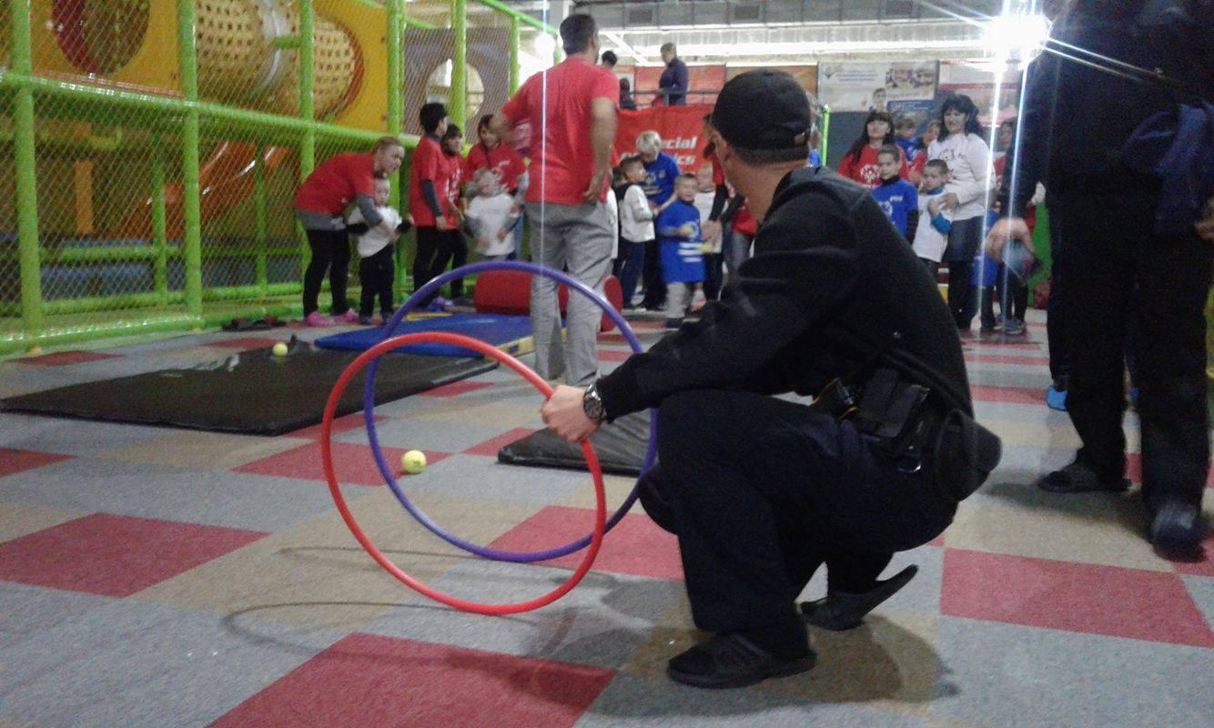 Вінниця приймає учасників спецолімпіади для особливих дітей - фото 2