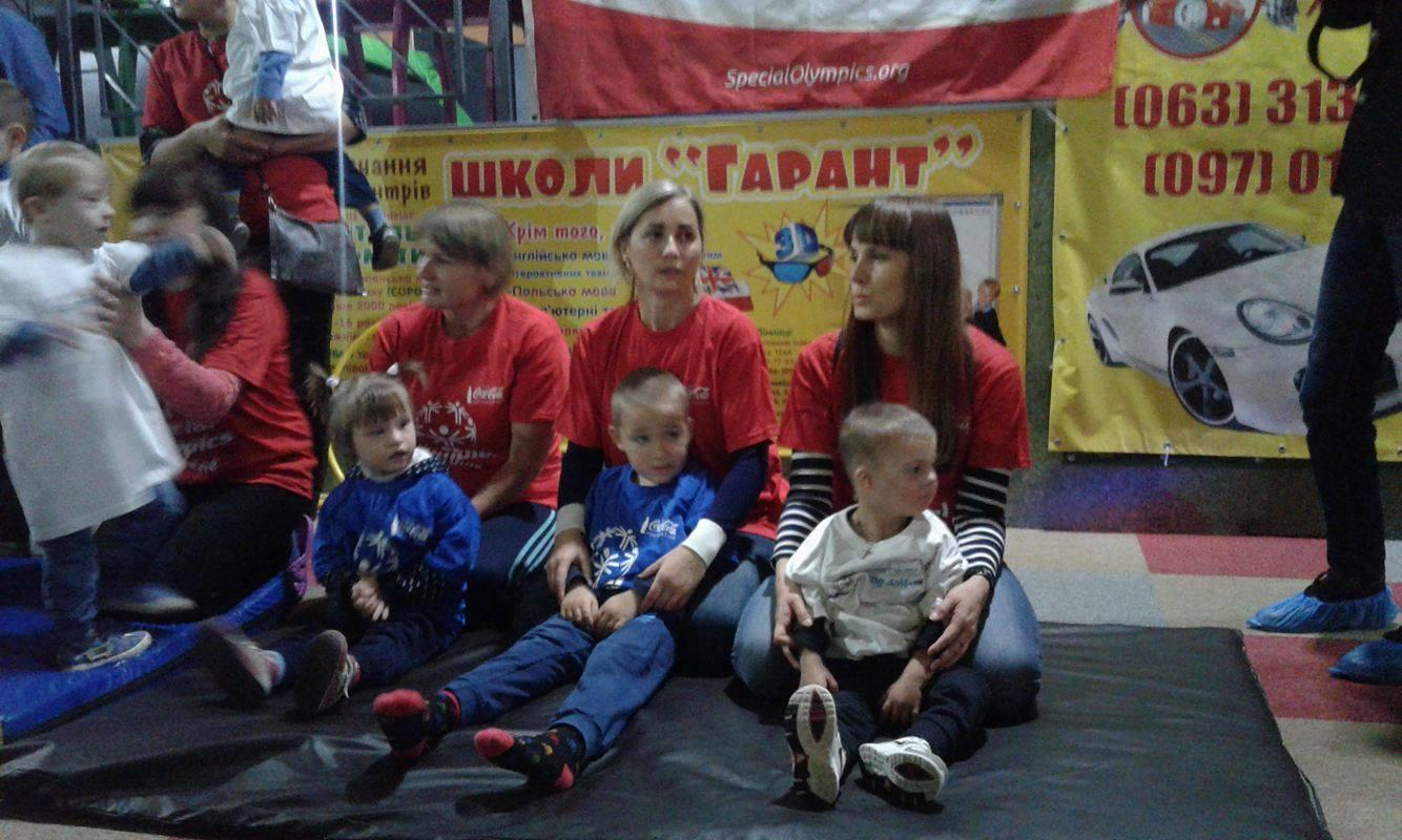 Вінниця приймає учасників спецолімпіади для особливих дітей - фото 3